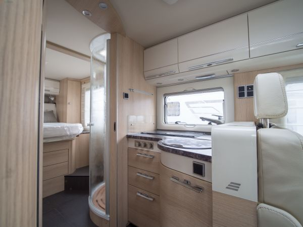 Hymer B-Klasse SL 708