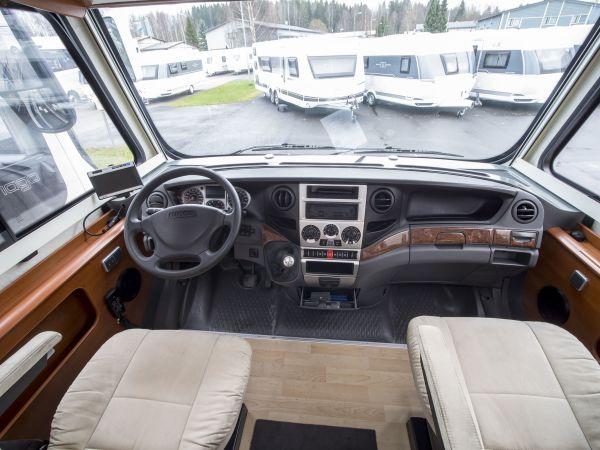Concorde Credo I 813 L, automaatti, alde, erillisvuoteet