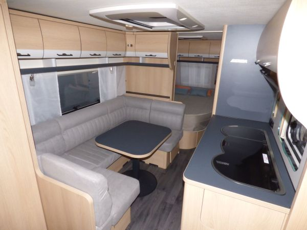 Hymer Eriba Exciting 560