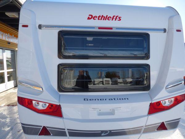 Dethleffs Generation 515 QSK