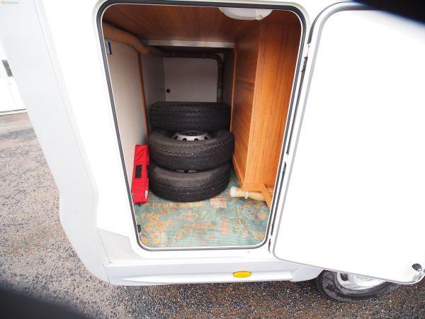 Eura-Mobil TT 660 HB