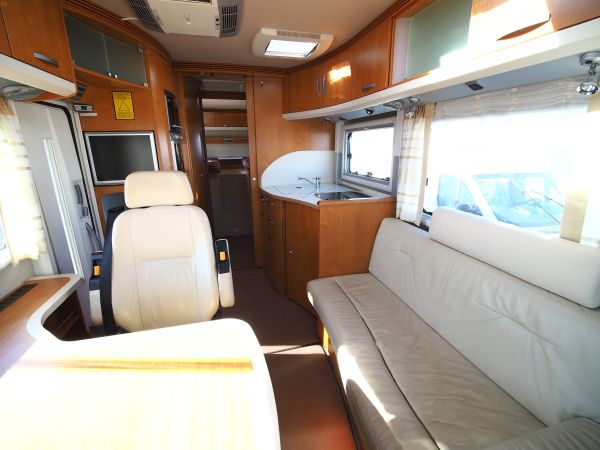 Flair Niesmann Bischoff 8000I Iveco