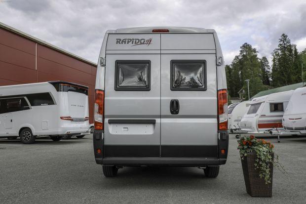 Rapido Van V55
