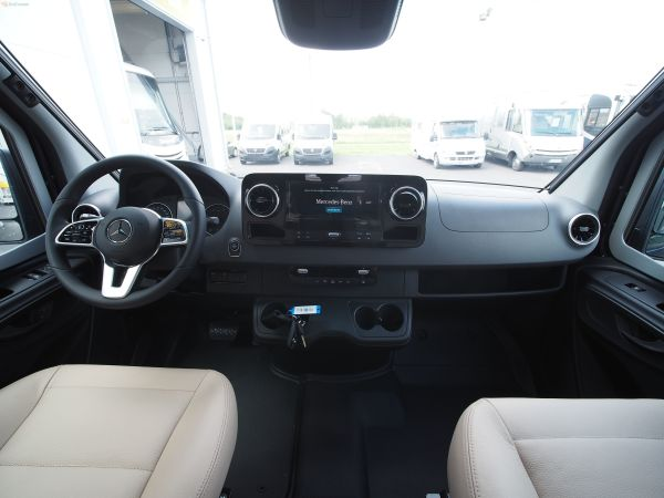 Hymercar Mercedes Grand Canyon S 4X4