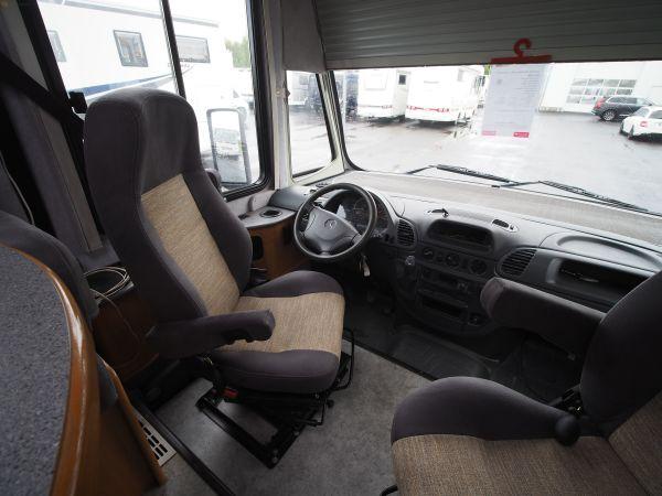 Concorde Charisma, Alde, automaatti, parivuode