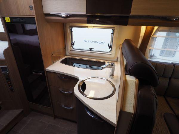 Dethleffs 4-Travel T 7116-4, alde,automaatti,erillisvuoteet