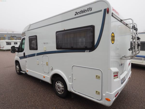 Dethleffs Globebus T 2