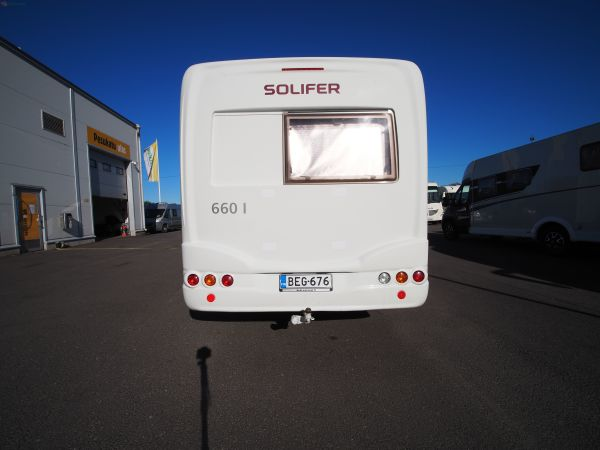 Solifer ERIBA JET 660 I