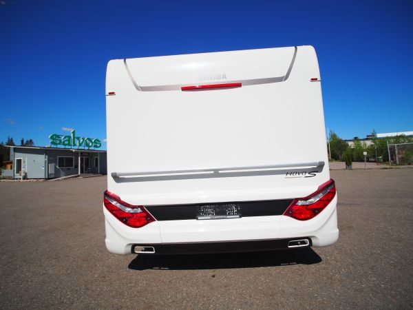 Hymer Eriba Nova S 620