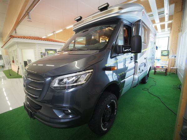 Hymer ML-T 570 CrossOver