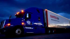 BCB Dedicated Company Driver Team Truck
