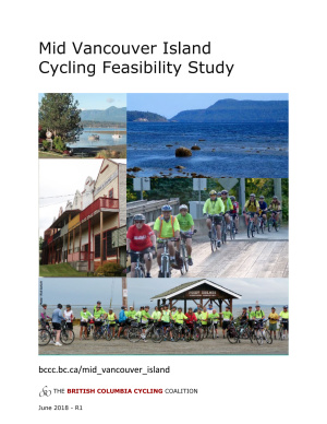 Complete Streets Report
