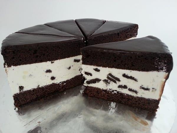 Dark Chocolate Oreo Cheese 2