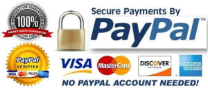 paypal verified satisfaction