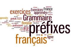 Tworzenie rodzaju żeńskiego oraz liczby mnogiej przymiotnika - powtórka - nagłówek - Francuski przy kawie