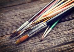 Les types de peinture, lexique de la peinture