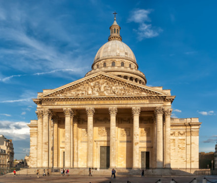 Comprendre un texte : Le Panthéon de Paris
