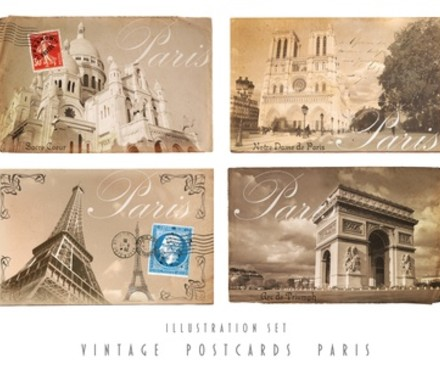 Ecrire Une Carte Postale De Vacances
