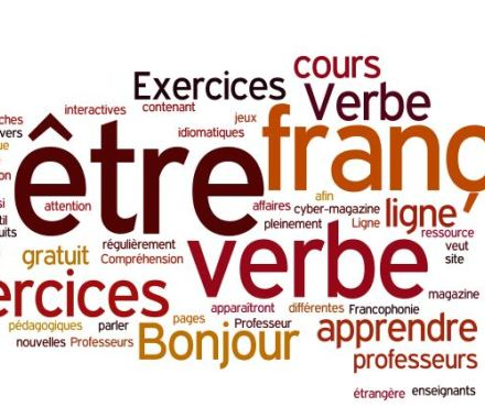 french verb rencontre passe compose