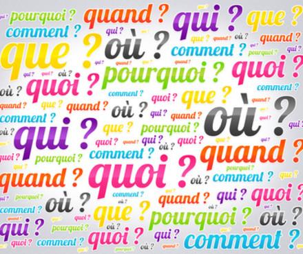 Questions  Ef Bf Bd Poser Sur Des Restaurants Fran Ef Bf Bdais