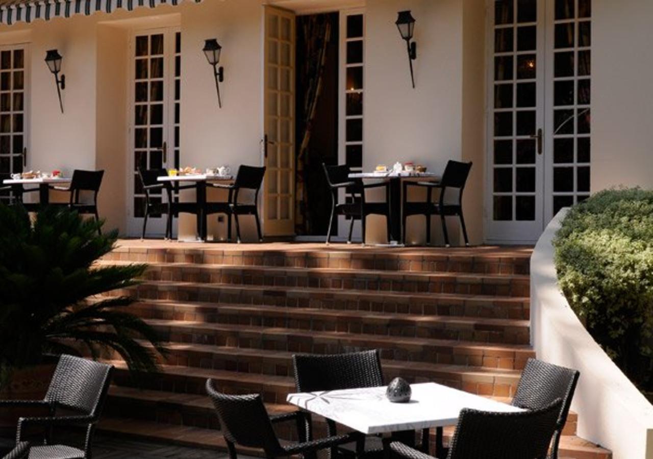 Französisch lernen in Nizza - Unterkunft Villa Victoria