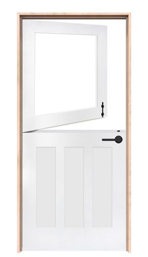 Standard Dutch Door