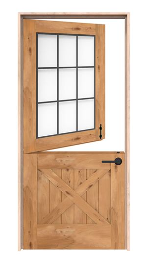 Farmhouse X Dutch Door