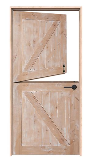 Classic Dutch Door