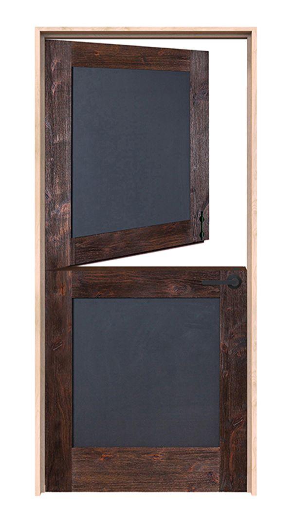 Schoolhouse Dutch Door