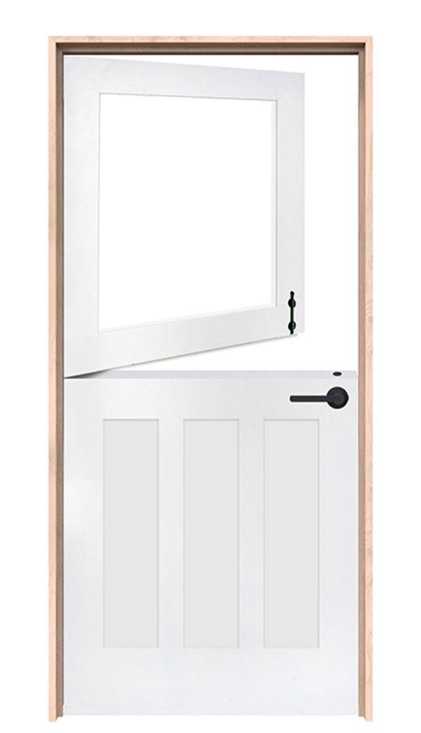 Standard Dutch Door