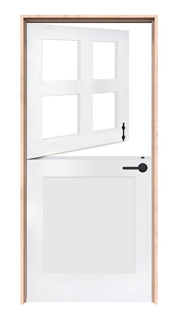 Country Dutch Door