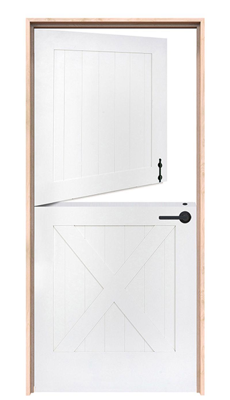 Bakery Exterior Dutch Door