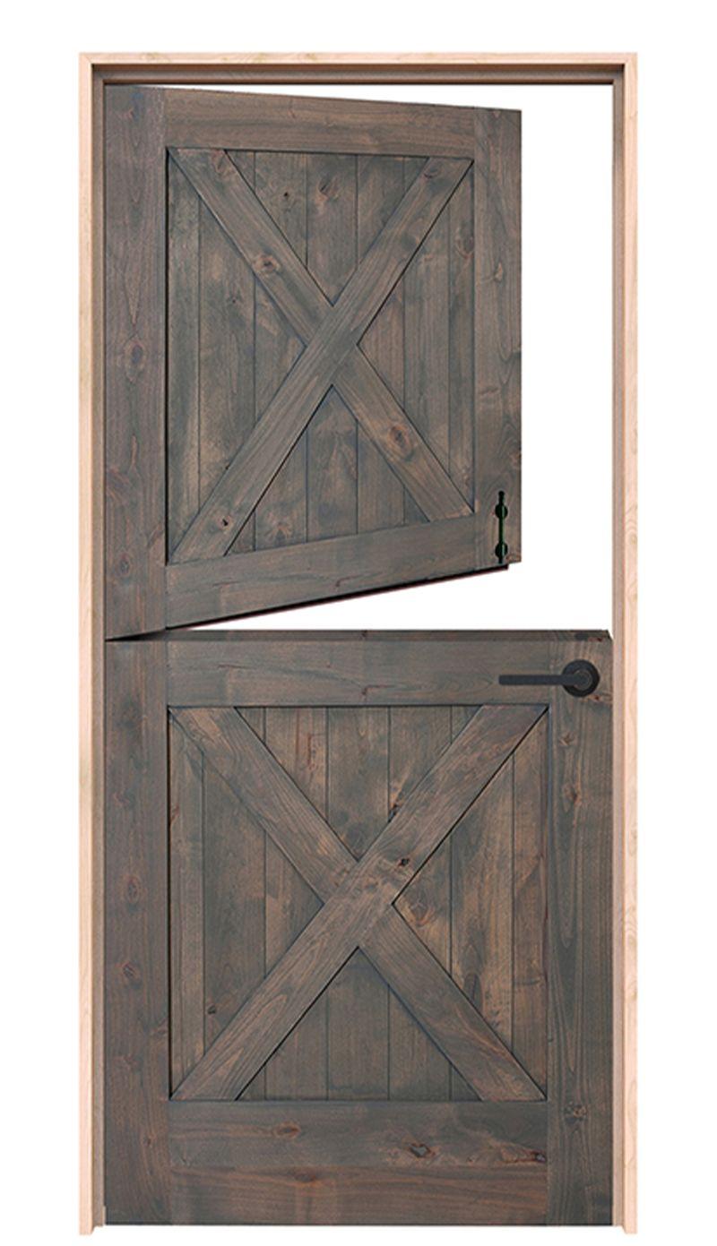 Barn Exterior Dutch Door