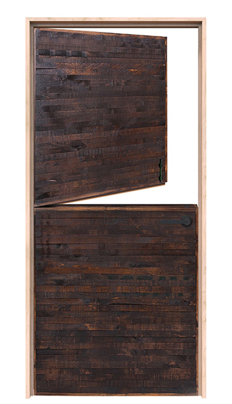 Bear Dutch Door