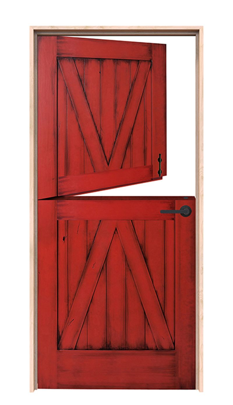 Corral Dutch Door
