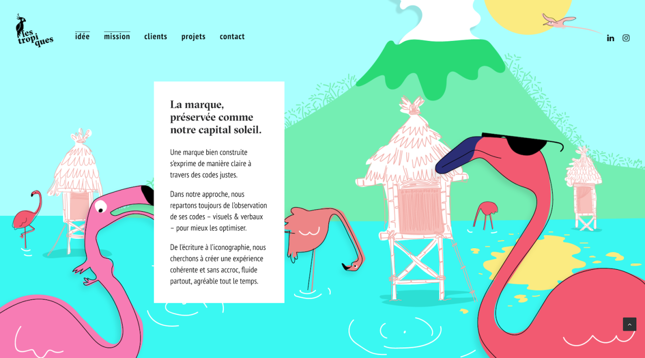 lestropiquesstudio-website-screenshot