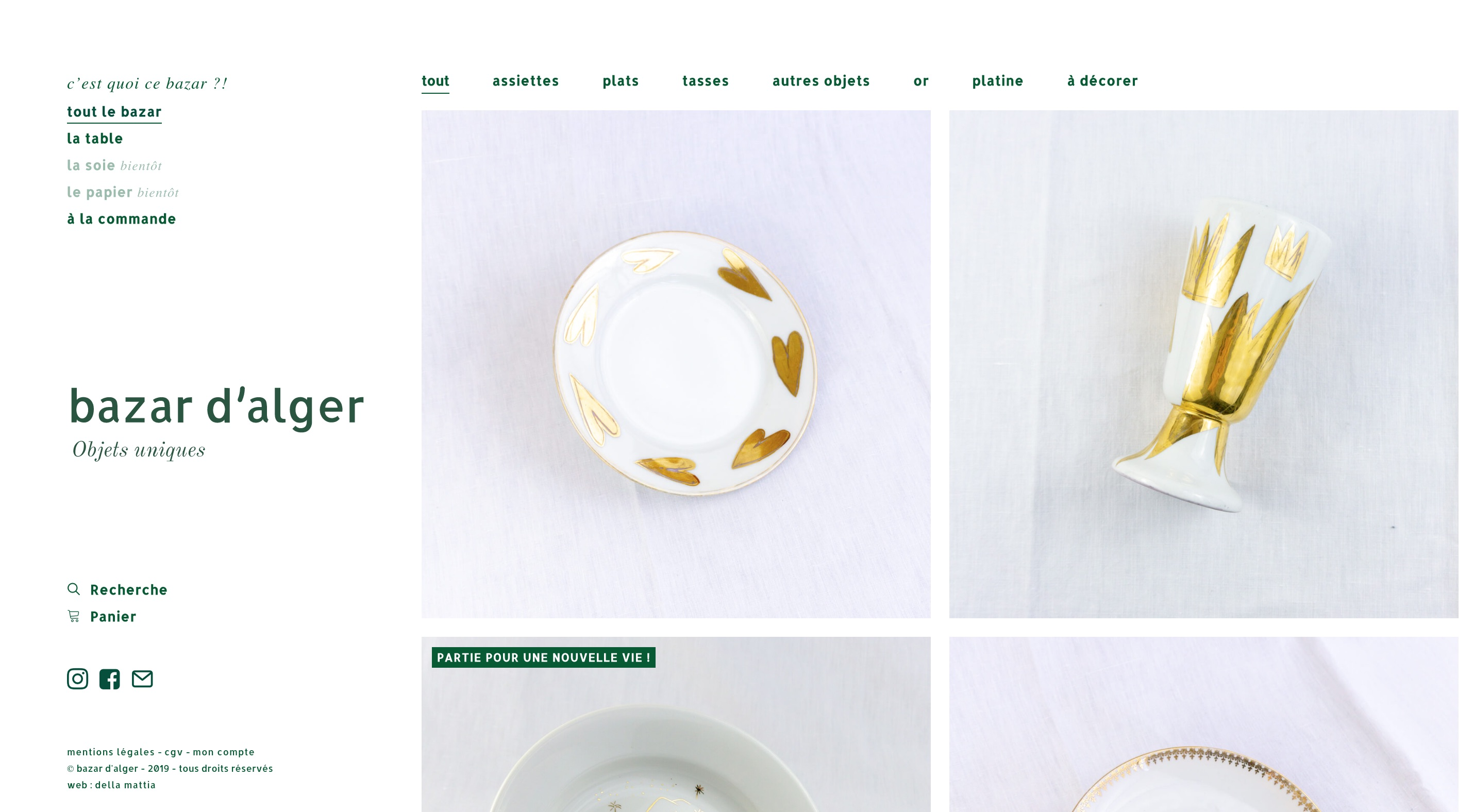 bazar-dalger-website-screenshot