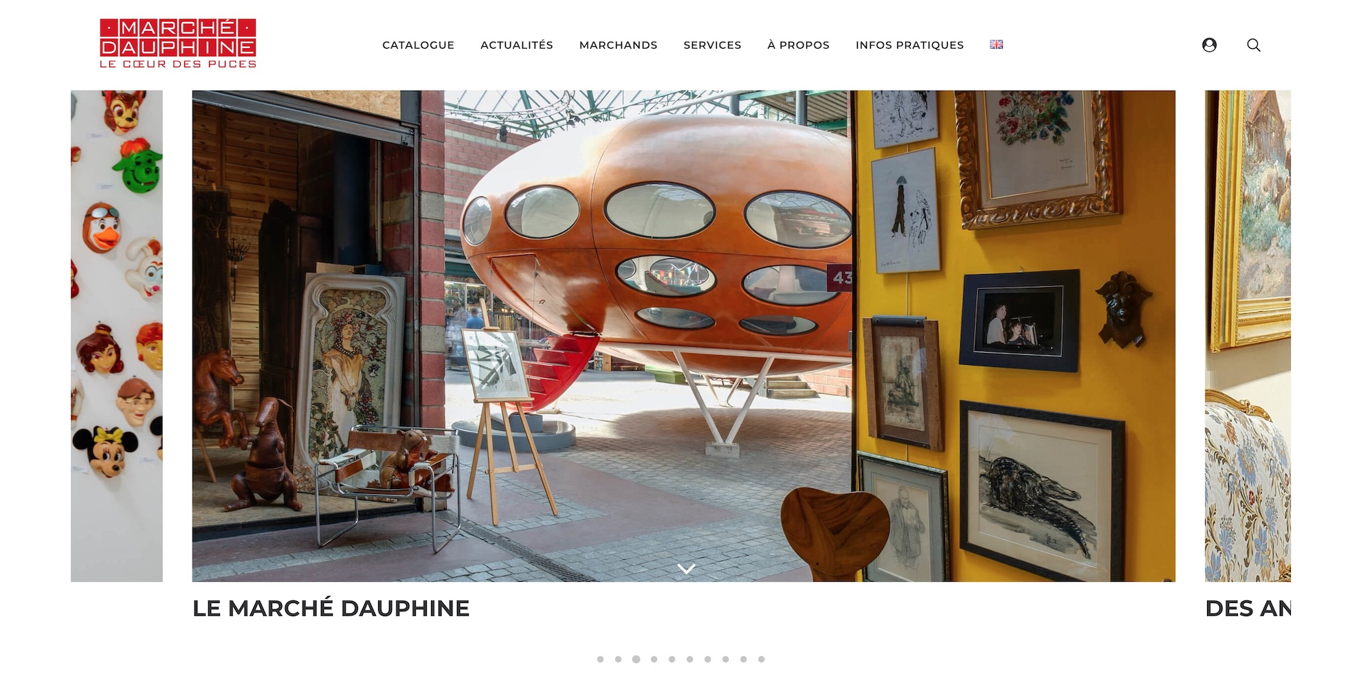 marchedauphine-website-screenshot