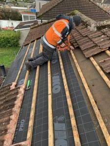 Tile Roof Repairs Cork