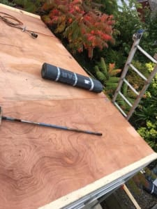 New Flat Roof Installation Cork