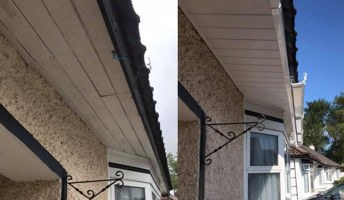 Fascia and Soffits Cork