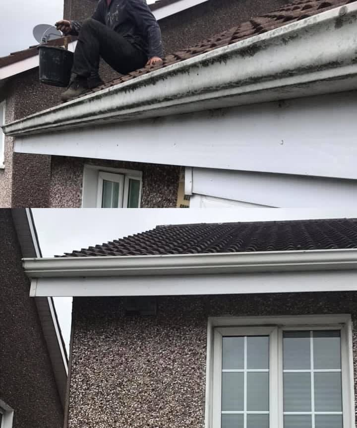 Gutter Cleaning Ballincollig Cork