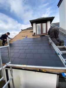 Slate Roof Repairs Cork