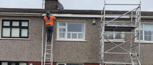 Gutters Soffits and Fascia Cork