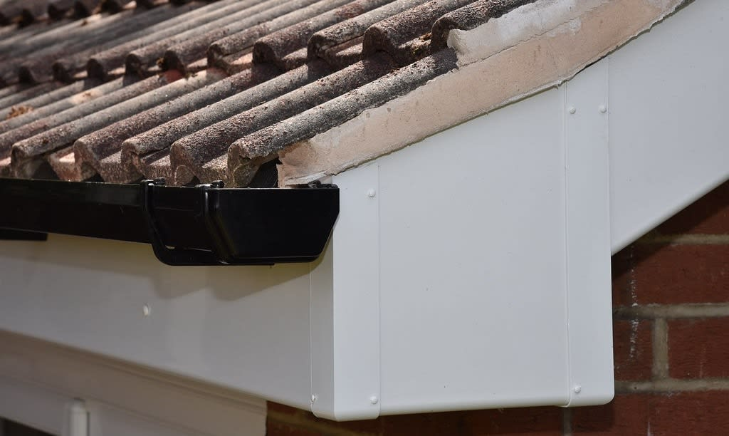 Cork Gutters Fascia and Soffits