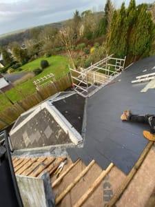 Roof Rebuild Cork