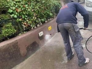 Pressure Cleaning Cork
