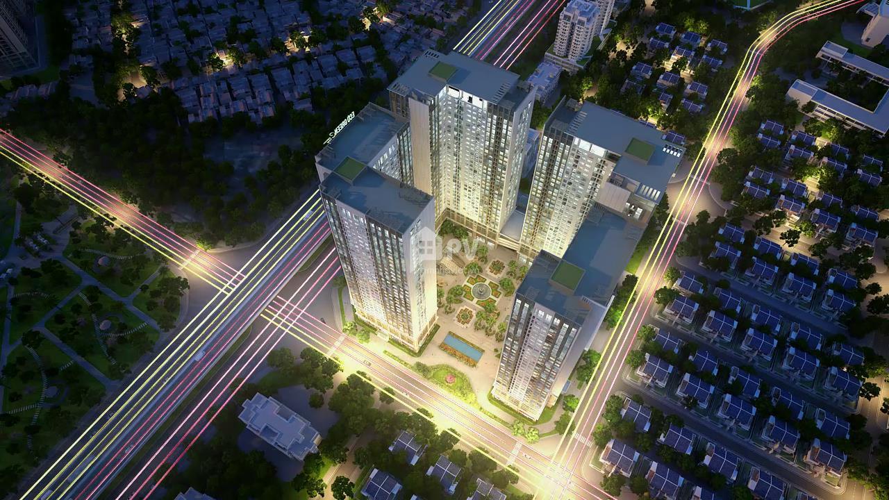 Dự ánTổ hợp Ecogreen City Nguyễn Xiển