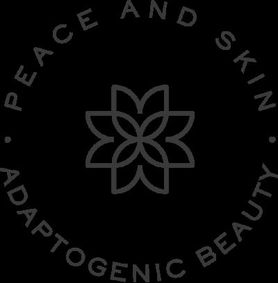Logo alternatif Peace and Skin