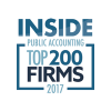 award: Inside Public Accounting's Top 200 Firms 2017